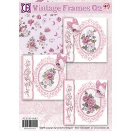 Creatief Art Vintage Frames 02