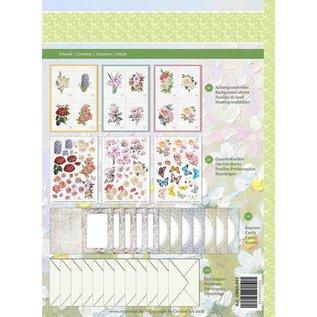 Creatief Art Verzamelmap: Bloemen & Vlinders 01