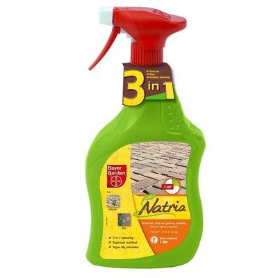Bayer Bayer Natria Flitser 3-in-1 Spray 1 liter - Bayer