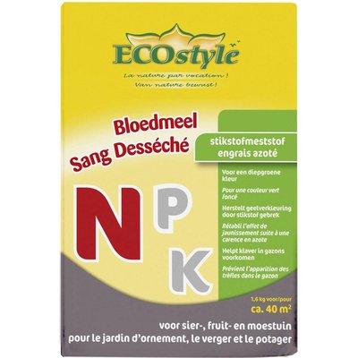 ECOstyle Bloedmeel 1,6 kg