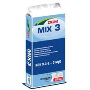 DCM DCM Meststof NPK Mix 3 - 25 kg