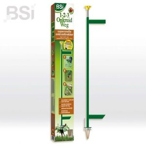 BSI 1-2-3 Onkruid-Weg