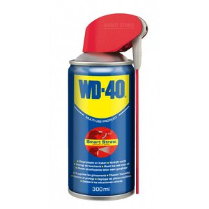 WD-40 Multi-Spray Smart Straw - 300 ml