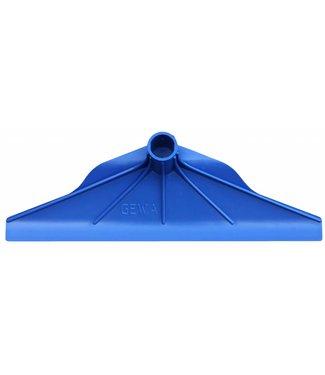 Stalkrabber kunststof blauw 35cm, los
