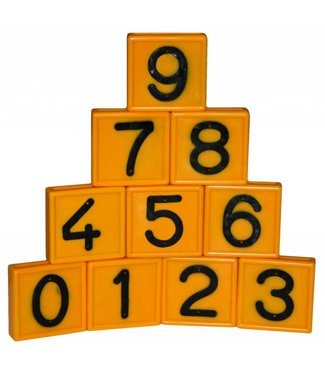 Koeriem-kokernummer geel
