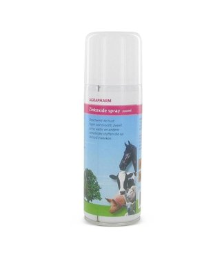 Agrapharm Zinkoxide Spray 200ml