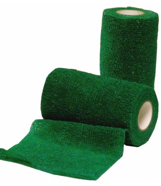 Intracare Klauwtape Hoof-fit Groen 10cm X 4,5m