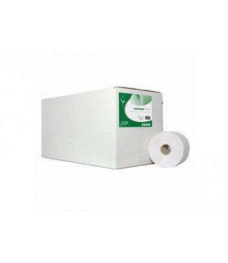 Toiletpapier 2-laags