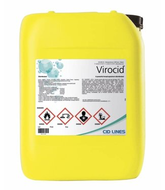 Cid Lines Virocid Krachtig Ontsmettingsmiddel 10 Kg
