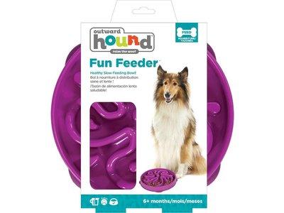 Outward Hound Fun Feeder Flower