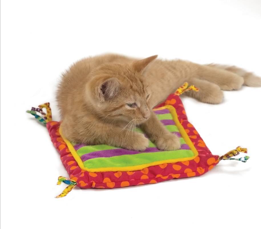 Speelmat voor Katten