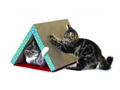 Multifunctioneel Krabmeubel voor Katten