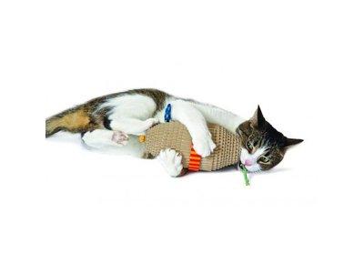 Krab Speelgoed voor Kat Wrestle & Scratch