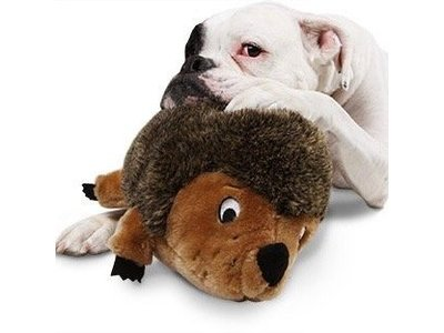 Super zachte Puppy Knuffel met Pieper in 2 maten