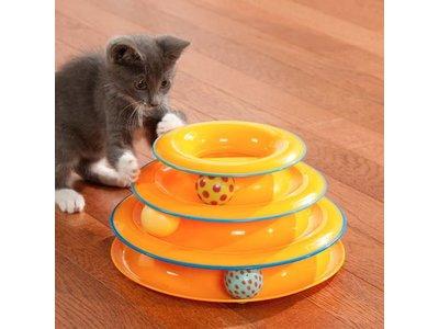 Speelgoed voor Katten met veel Energie