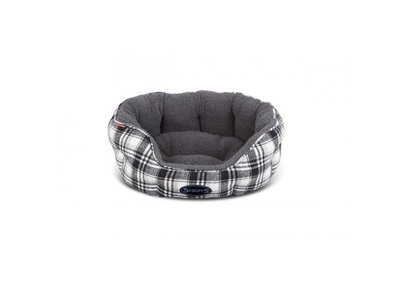 Scruffs Edinburgh Donut Hondenmand met Extra Comfort