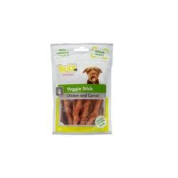 Gezonde Hondensnoepjes met Wortel