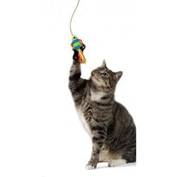 Kattenspeelgoed aan Zuignap