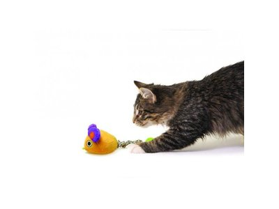 Petstages Bewegende Speelgoedmuis voor Katten