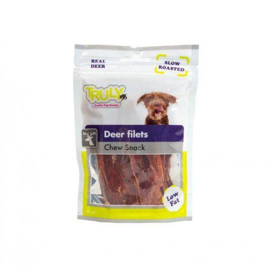 Natuurlijke Hondensnoepjes met Hert