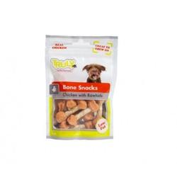 Hondenkluifjes met gedroogde Kip en Rund