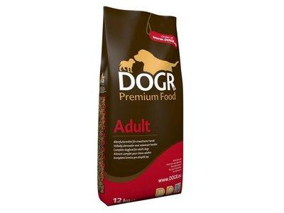 DOGR Adult Premium Hondenvoeding voor Volwassen Honden