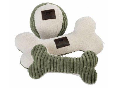 Tall Tails Speelgoedbal voor Honden Pluche met Pieper