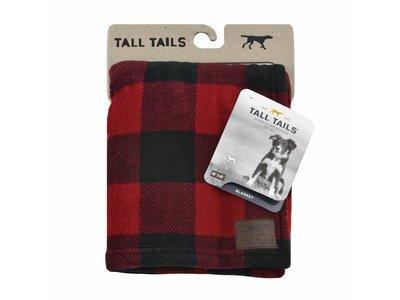 Tall Tails Fleece Hondenplaid voor Auto & Bank