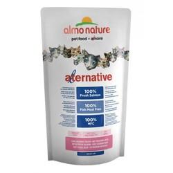 Alternative Droogvoeding voor Katten Zalm & Rijst