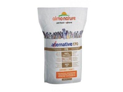 Almo Alternative 170 Droogvoer voor Kleine Honden Kip & Rijst