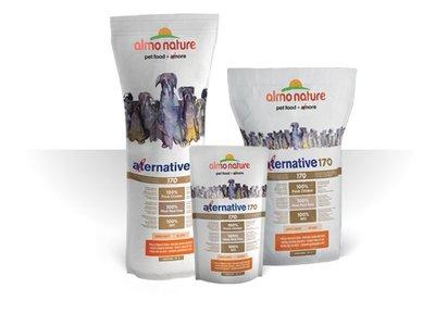 Almo Alternative 170 Droogvoer voor Grotere Honden Kip & Rijst
