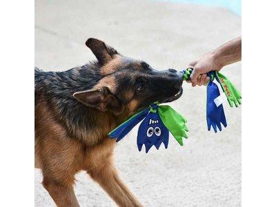 Jolly Flathead voor Honden die van Schudden & Trekken houden