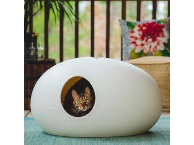 Design Kattenbak in Zwart PooPooPeeDo