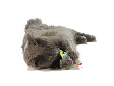 Petstages Speelgoedmuis met Catnip voor Katten