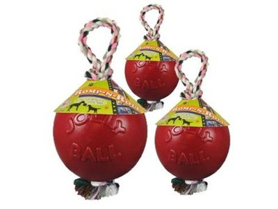 Jolly Ball Sterke Honden Bal met Touw