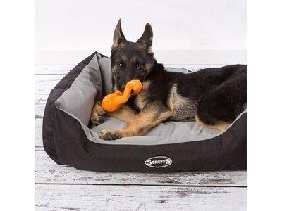 Scruffs Hondenmand voor Grote Honden in Grijs en Bruin