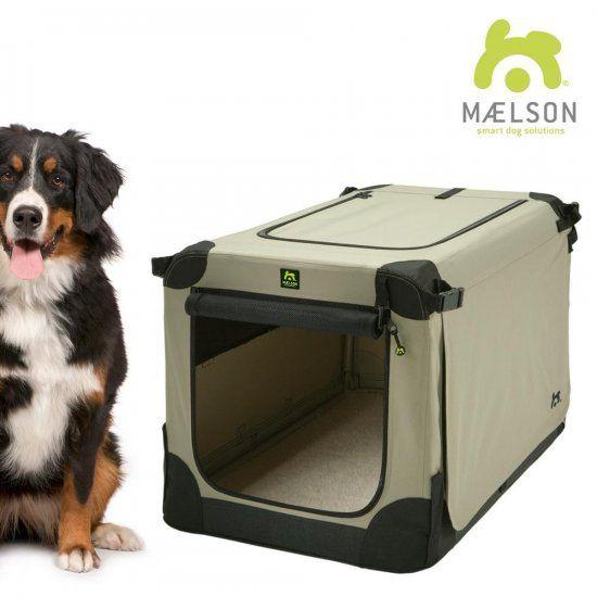 maelson luxe bench voor honden opvouwbaar max luna. Black Bedroom Furniture Sets. Home Design Ideas