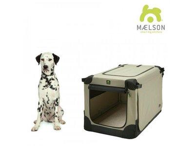 Maelson Luxe Bench voor Honden Opvouwbaar