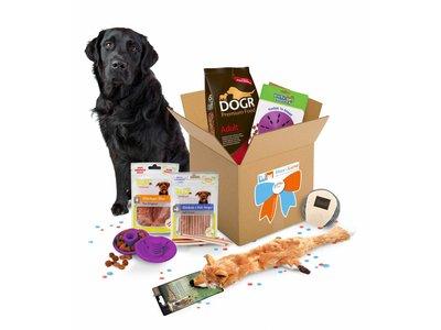 Max Happy GiftBox, het leukste cadeau voor Honden