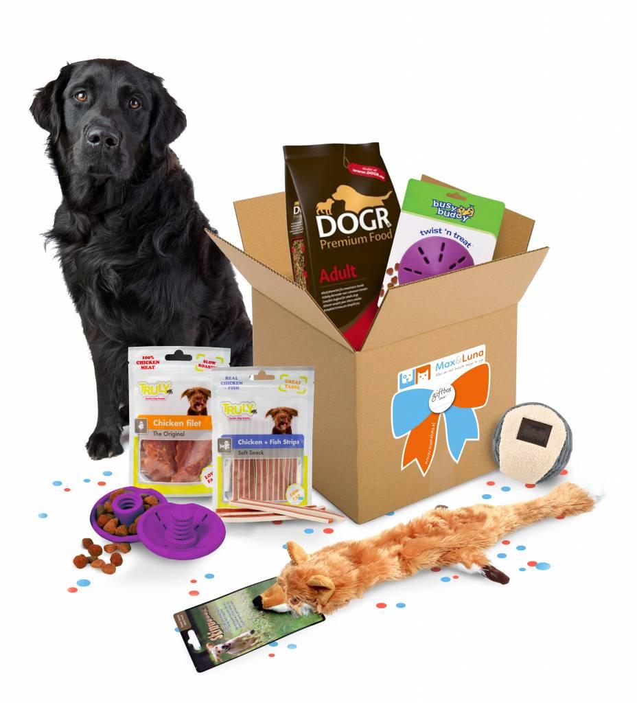 Max Happy GiftBox voor Honden Basic