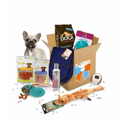 Max Happy GiftBox voor Puppy Luxe