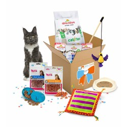 Luna's Happy GiftBox voor Katten