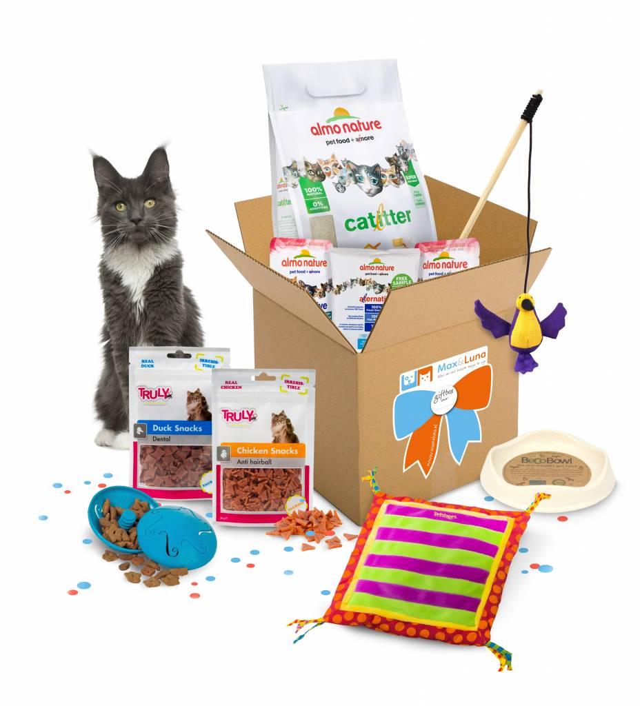 Luna's Happy GiftBox voor Katten