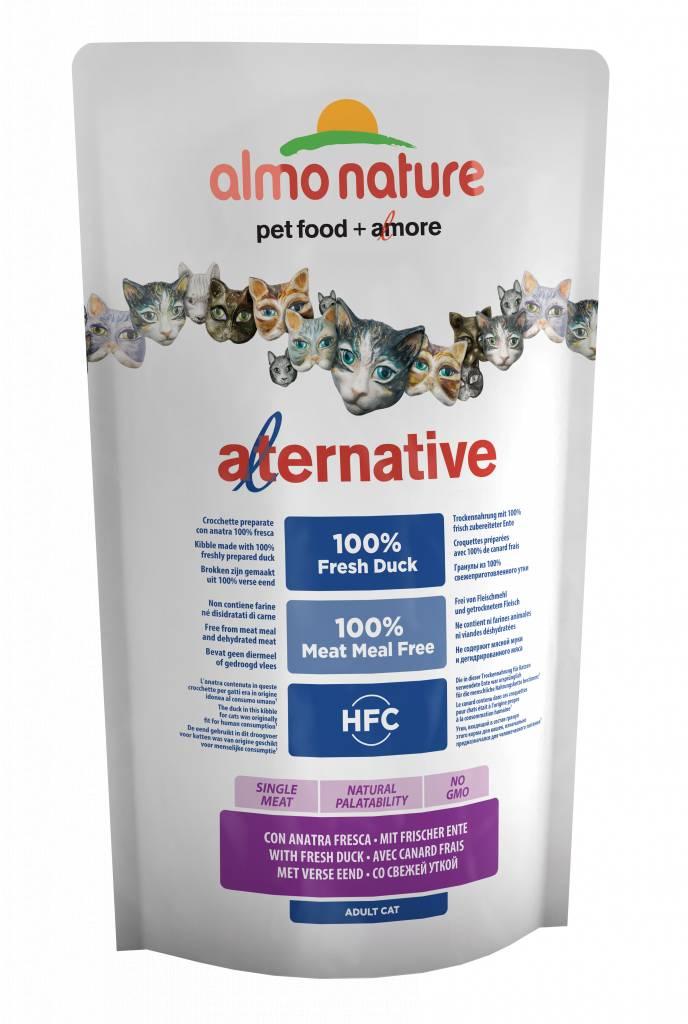 Alternative Droogvoeding voor Katten Eend & Rijst