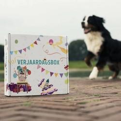 Max&Luna SnuffelBox Verjaardag Hond