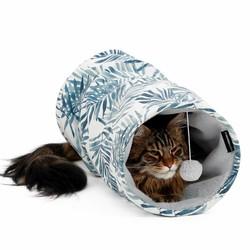 Zomerse Tunnel voor Katten 'Leaves'