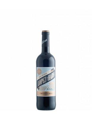 Rioja Crianza  ½ fles