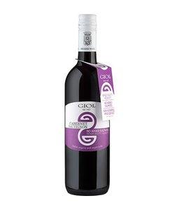 Giol Cabernet Sauvignon, zonder toegevoegd sulfiet