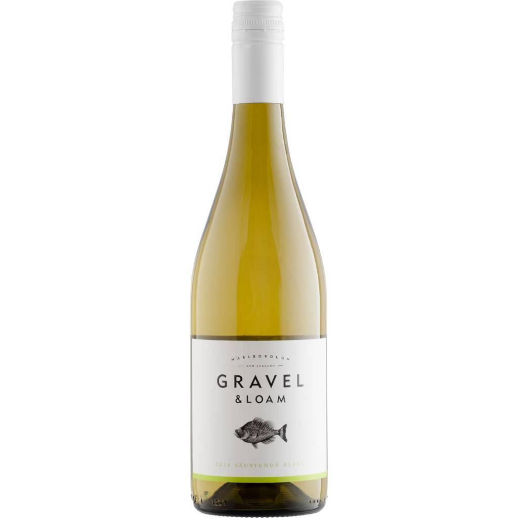 Gravel and Loam Sauvignon Blanc 2016