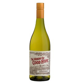 The Winery of Good Hope Unoaked Chardonnay 2016